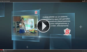 Video Promocional: Clean Drink